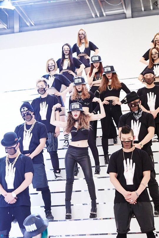 4MINUTE 'Crazy' comeback