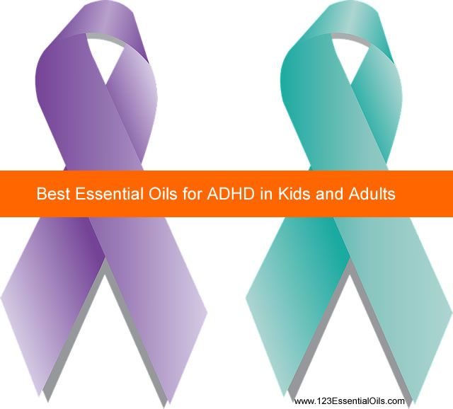 Best Essential Oils for ADHD in Kids and Adults