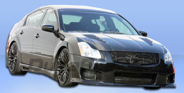 2004-2006 Nissan Maxima GTR Duraflex Body Kit & Hood