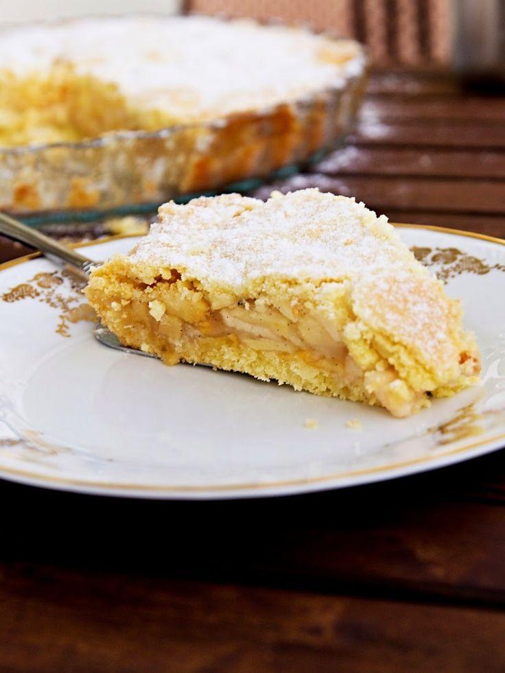 Pradobroty: Linecký koláč s jablky