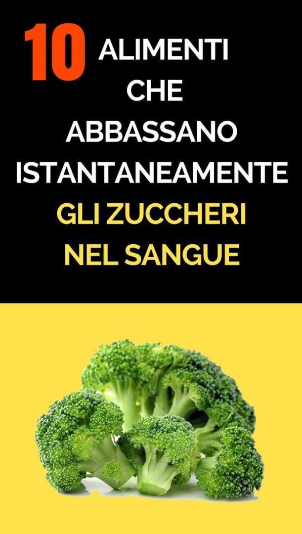 dieta per diminuire il glucosio nel sangue