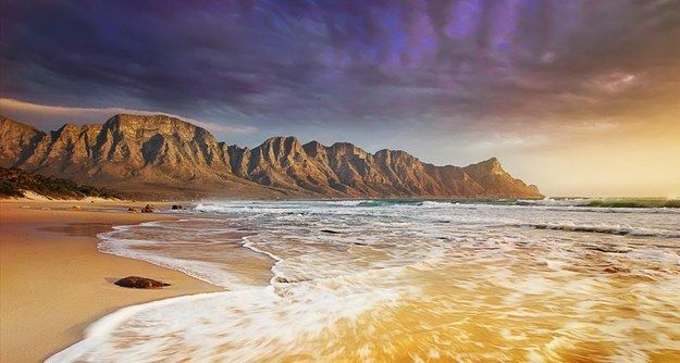 CLARENS DRIVE: SOUTH AFRICA | The Most Beautiful Coastal Drives in the World