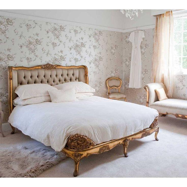 1039 besten Our Romantic French Beds Bilder auf Pinterest - franzosischen stil interieur ideen