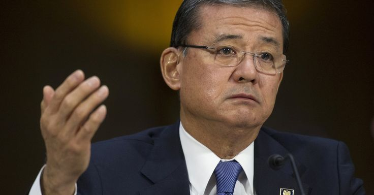 Veterans Affairs Secretary Eric Shinseki Resigns