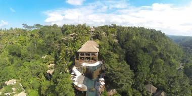 Hanging Gardens Ubud, Indonesia