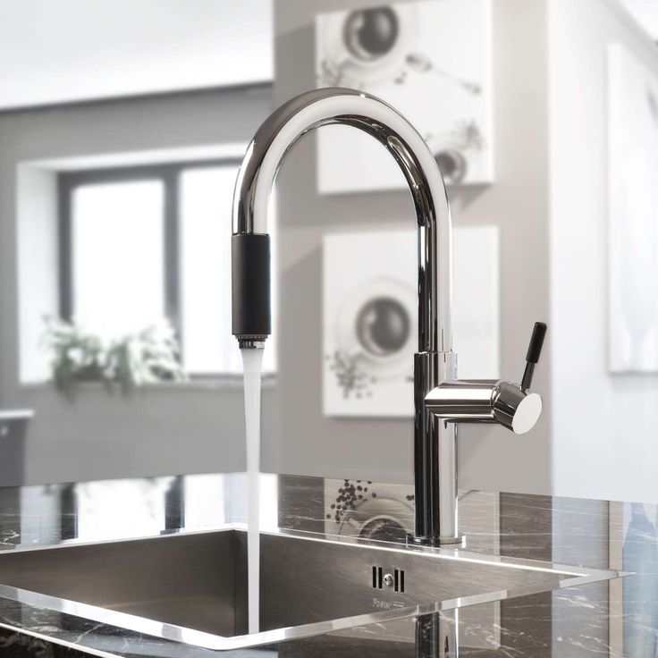 Graff Contemporary Kitchen Faucets