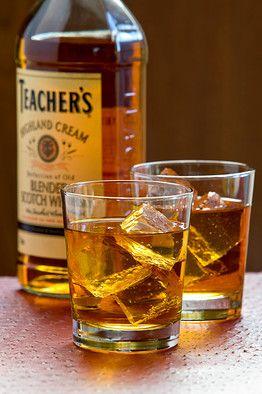 Teacher's Highland Cream, Blended Scotch