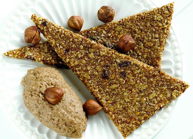 Raw Food Recipe: Cinnamon Bread