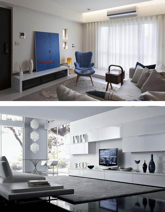 884 best Wohnzimmer Ideen images on Pinterest - ideen fur gardinen luxurioses interieur design