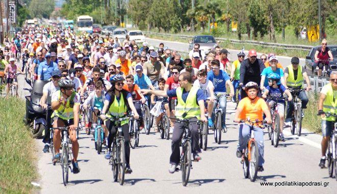 Για μια πόλη που θα επενδύει στο ποδήλατο