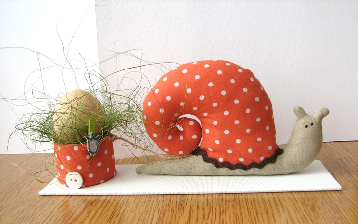 Tilda snail