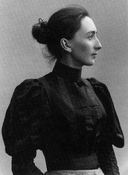 Aino Sibelius (née järnefelt) 1871-1969 wife of Jean Sibelius