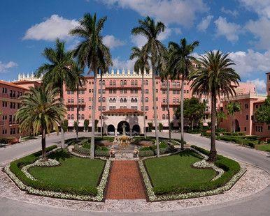 Boca Raton Resort and Club, A Waldorf Astoria Resort, FL - Resort Exterior