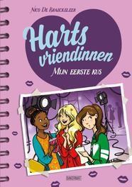 Mijn eerste kus Mijn eerste kus, De Braeckeleer, Nico, Hardcover