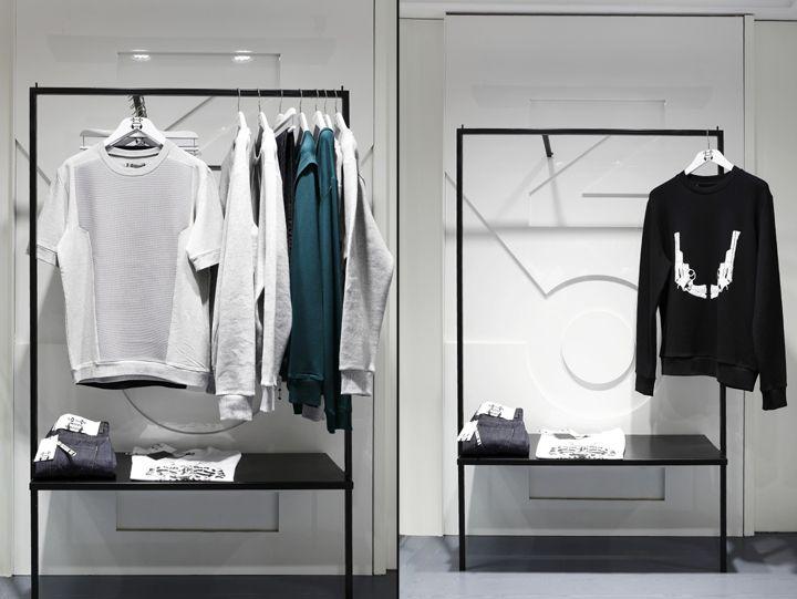die besten 25 handtuchst nder edelstahl ideen auf pinterest garagentor schwellen mini h user. Black Bedroom Furniture Sets. Home Design Ideas