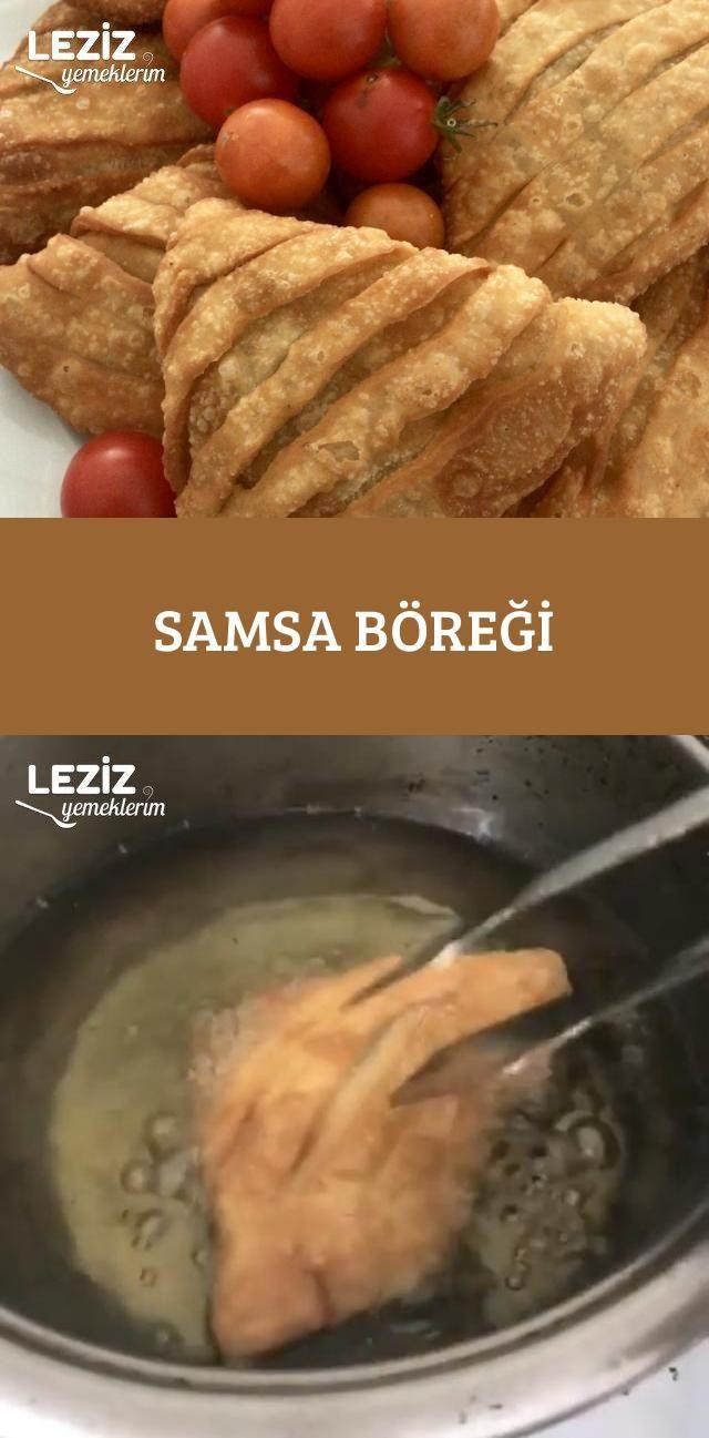 SAMSA BÖREĞİ