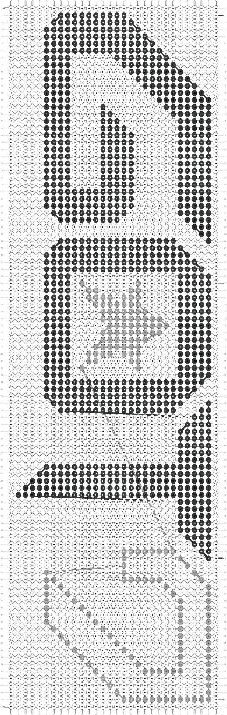 Alpha Pattern #13166 added by Starlet