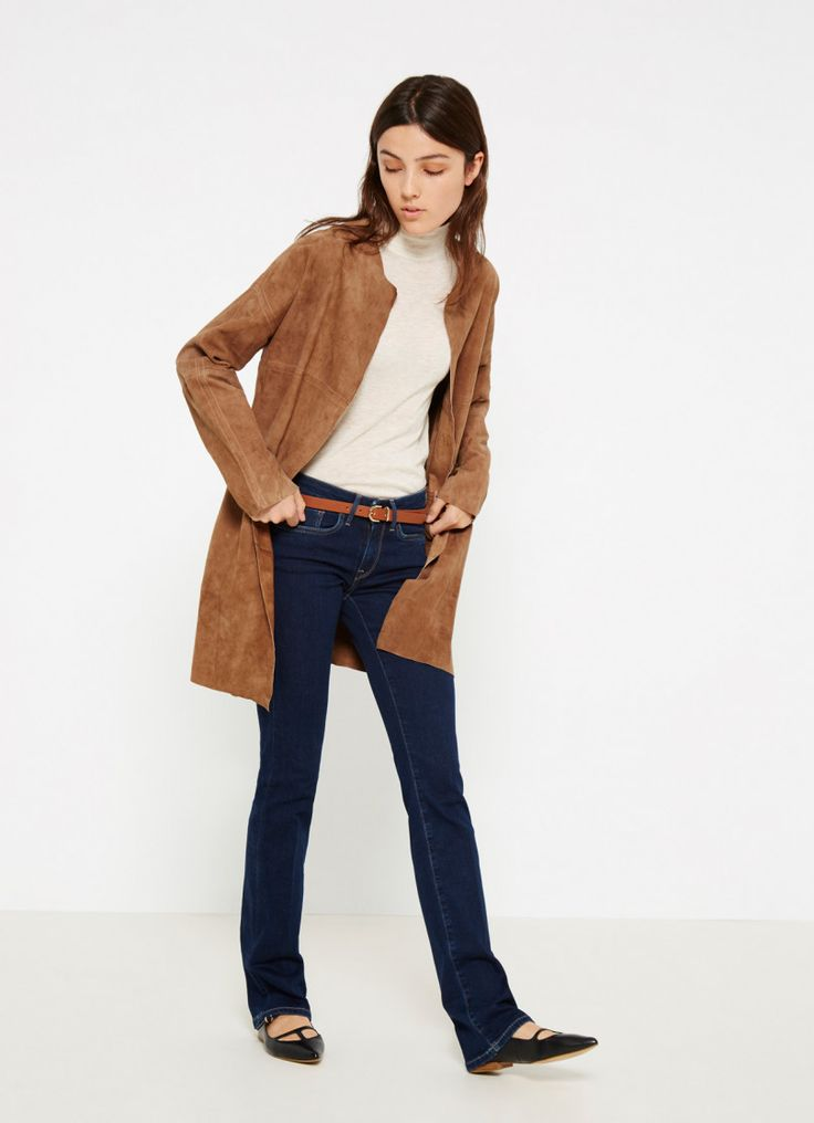 GIUBBOTTO CORTO IN PELLE 'CHARLY' | DONNA | Pepe Jeans London