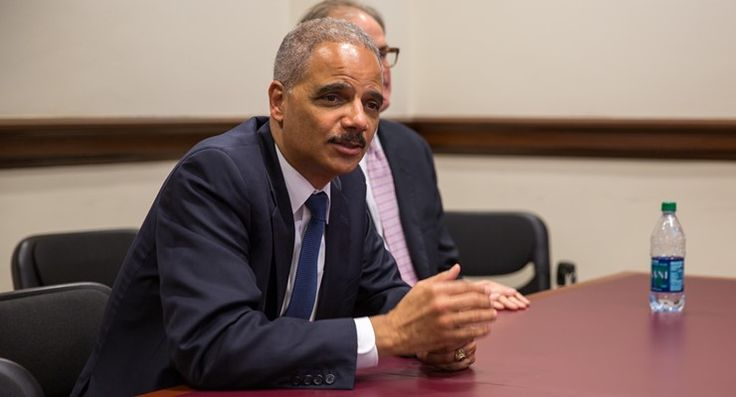Eric Holder for President? A Worst Case Scenario for Gun Owners - https://www.richardcyoung.com/politics/election-2020/eric-holder-president-worst-case-scenario-gun-owners/ - After putting guns in the hands of Mexican drug cartels, and after becoming the first sitting cabinet member to be held in contempt of Congress, and after allowing the spying on journalists like James Rosen, Eric Holder is considering running for president of the United States in 2020. It should...