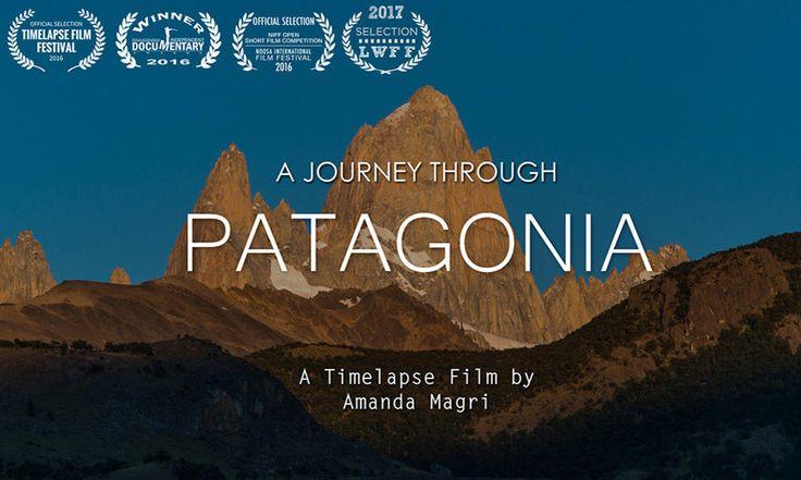VIDEO One girl, One camera, One epic Journey through #Patagonia  http://buff.ly/2pVxdO7?utm_content=buffer857f2&utm_medium=social&utm_source=pinterest.com&utm_campaign=buffer #travel #timelapse