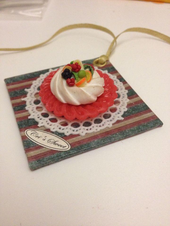 Mini-cake Natale 2014 - Cri's Sweet