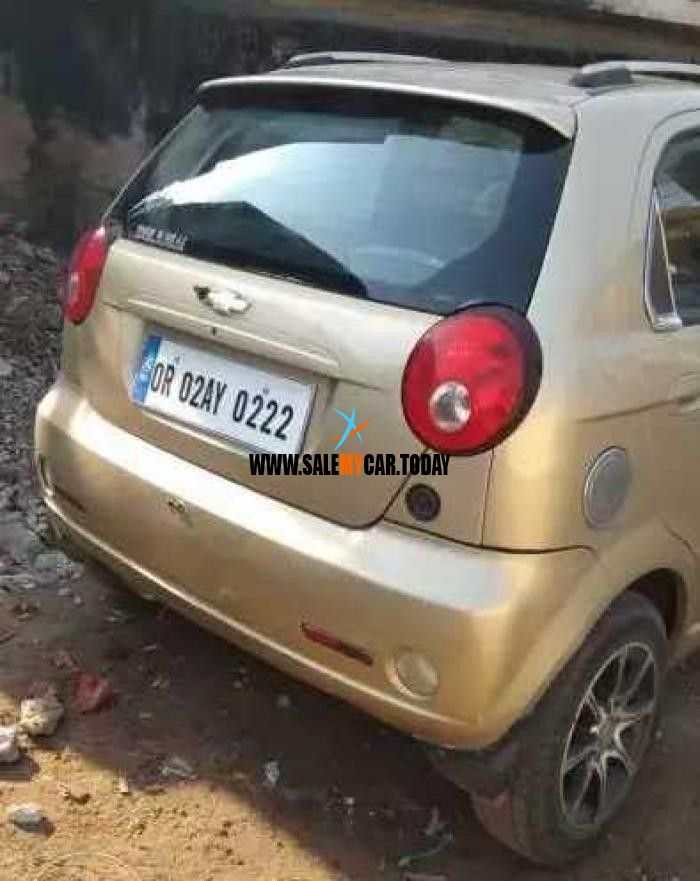 Second Hand Chevrolet Spark For Sale In Odisha At Salemycar Today