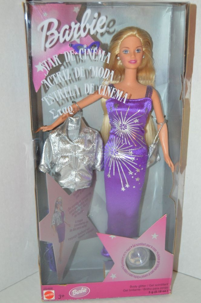 foreign 1999 star de cinema movie star barbie doll view my store ideas for the house. Black Bedroom Furniture Sets. Home Design Ideas
