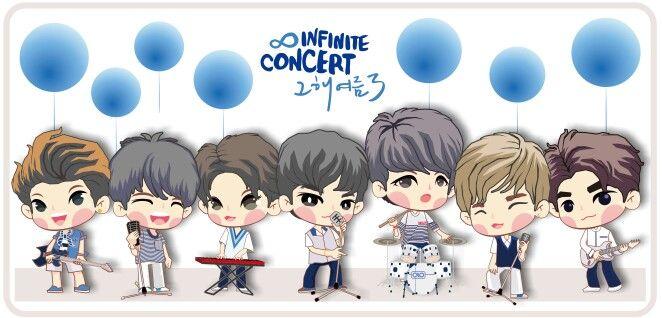 INFINITE Summer Concert 3 (2016)