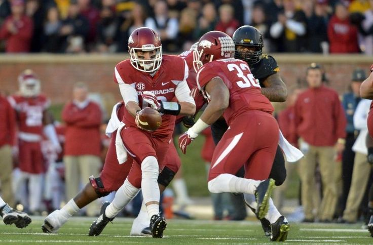 Arkansas Razorbacks vs 22 Virginia Tech Hokies Belk NCAA Football Bowl Game
