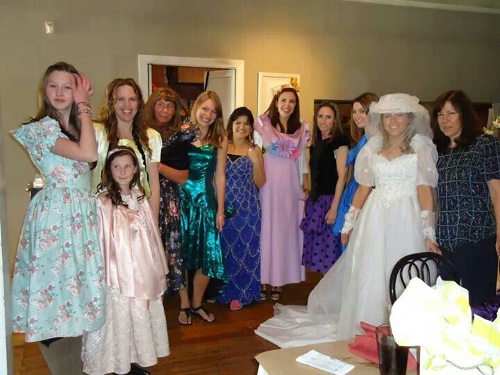 Ugly wedding guest dresses perlabook 17 best images about for dani on pinterest rainbow dresses ugly dresses and wedding gowns junglespirit Choice Image