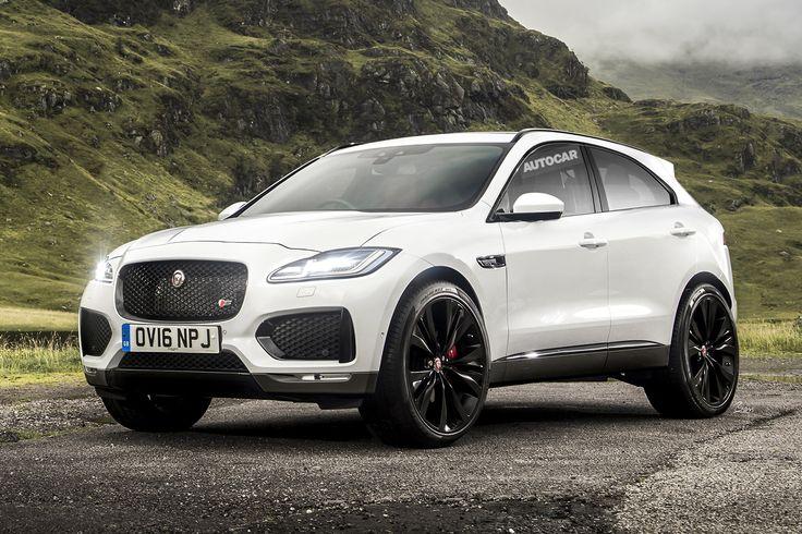 Jaguar E-Pace: new compact SUV