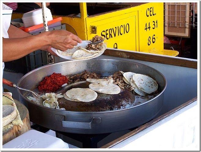 tacos de suadero