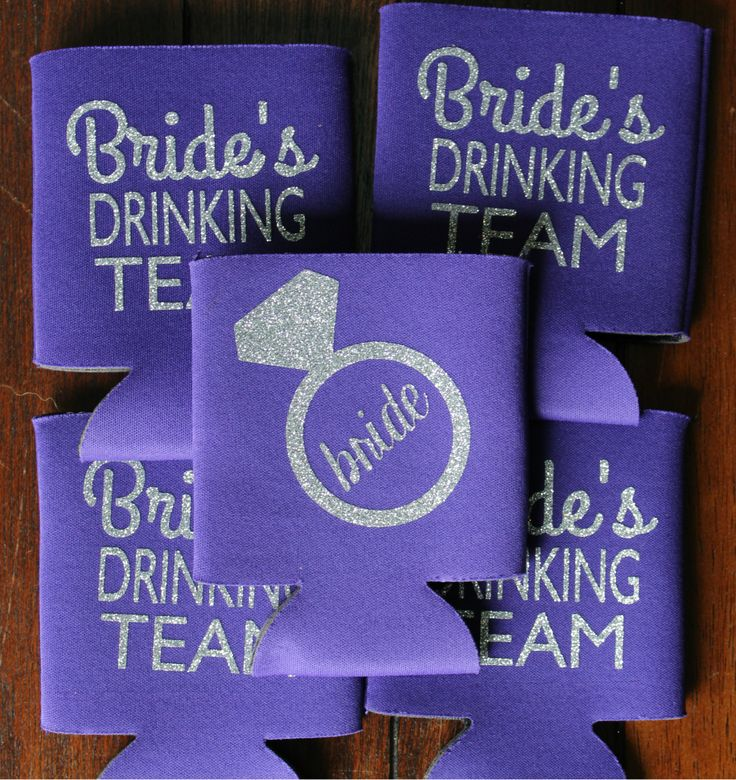21 best can koozie ideas images on Pinterest Wedding koozies