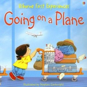 Travel books for kids: Going-on-a-plane