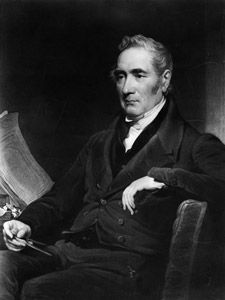The 'Father of Railways', George Stephenson, built the first commercial locomotive and railways, setting a standard adopted worldwide. He also grew straight cucumbers competitively, married three times and may be why we call people from Newcastle, 'Geordies'.