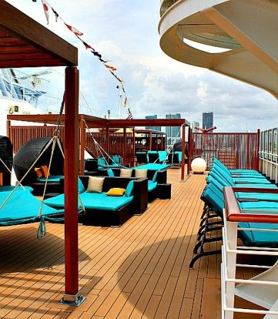 Just for Grownups Carnival Breeze adult activities #sponsored