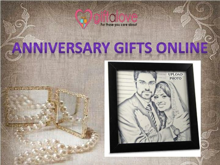 You can choose attractive anniversary gifts at Giftalove.com. For more details: www.giftalove.com/anniversary-gifts-4.html\n