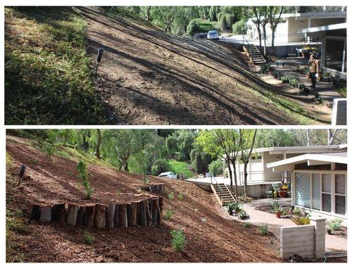 99 best erosion  slopes terracing  images on pinterest