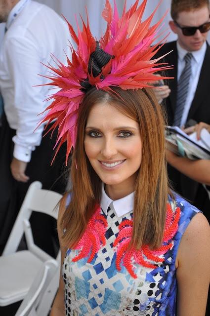 Racing Fashion, Fashions on the Field, Magic Millions  Kate Waterhouse