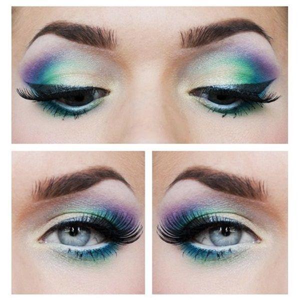 Maquillaje De Sirena Ego Moda Estilo