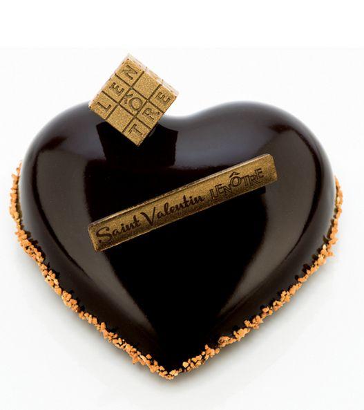 Saint Valentin 2014, les grands sucrés s'enflamment - Lenôtre