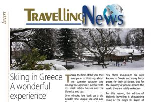 Skiing in Greece - A wonderful  experience