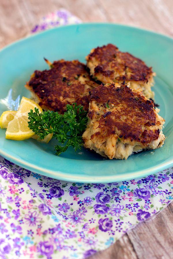 Crab Cakes (Gluten-free) | Vegan &/or Gluten-Free | Pinterest
