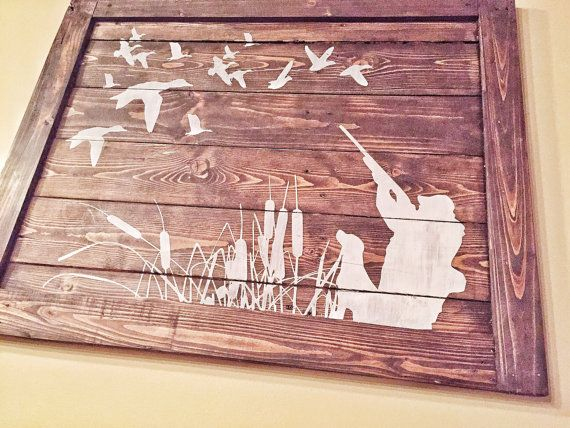 25+ Unique Duck Hunting Decor Ideas On Pinterest