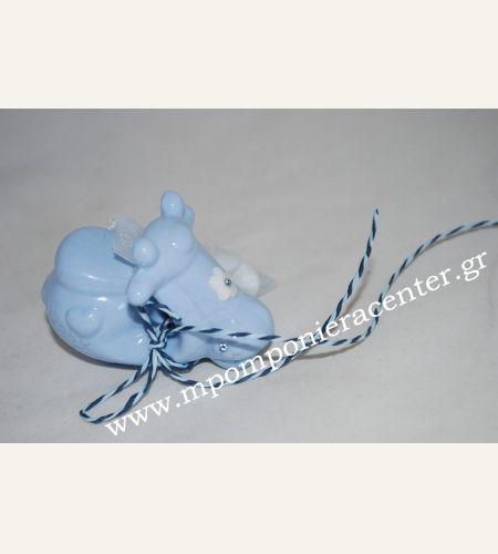 Κέρασμα  για νεογέννητο vespa πορσελάνη