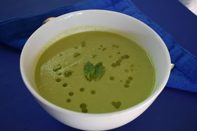 Thermomix Foodie Canada: Pea soup in Thermomix