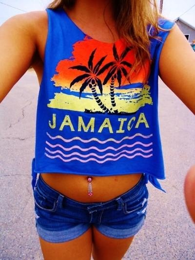Cute Teen Clothes Crop Top summer | blonde # girl # california