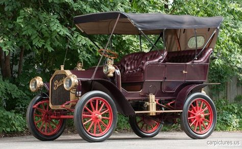 1909 Buick Model F 5-Passenger Touring