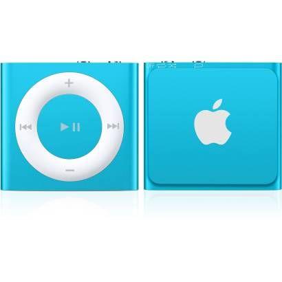 Apple iPod Shuffle MD775BT/A, 2GB, Blue