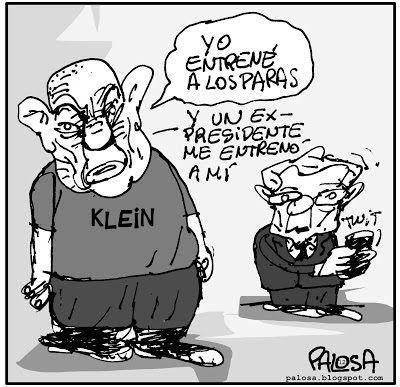 PALOSA - Caricatura Editorial:  Publicado 16 de noviembre 2012